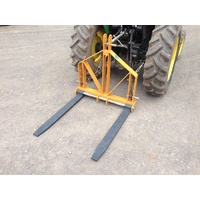 Pallet forks with adjustable tines 700KG