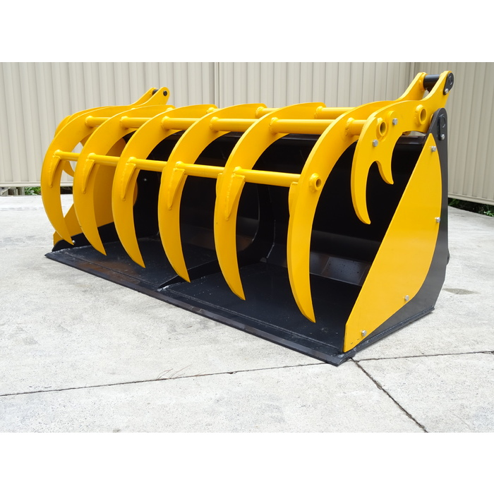 Grab Bucket 1.8m wide  Euro hitch