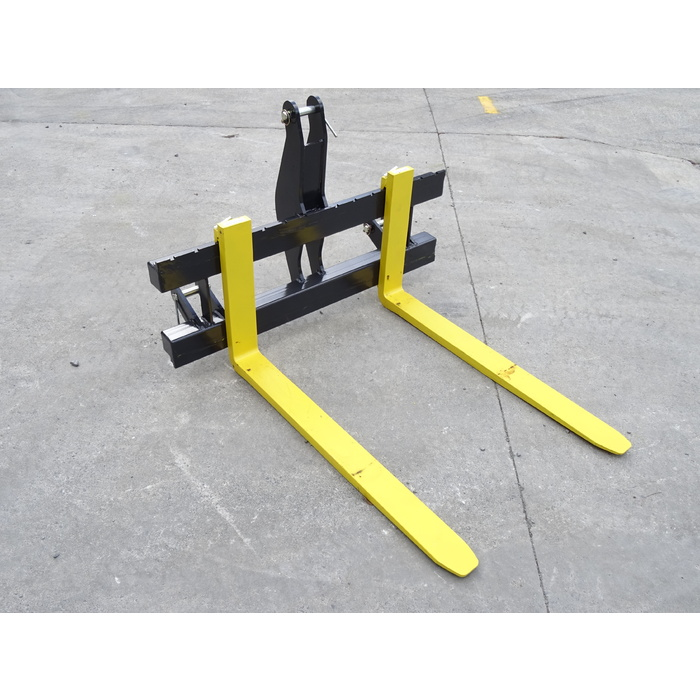 3 Point Linkage Pallet forks 1500 KG